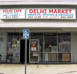 India Sweets and Spices - Dehli Market , Delhi Cafe